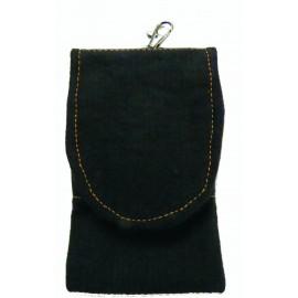 Jeansový stylový obal-černý