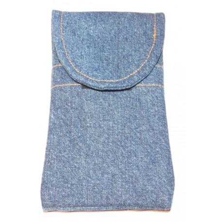 Jeans - tmavě modrá